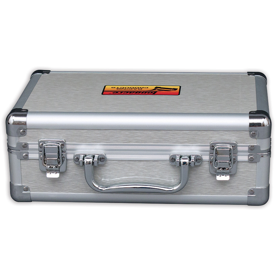 "Lined Hard Case 10"" x 6"" x 3 1/8"""