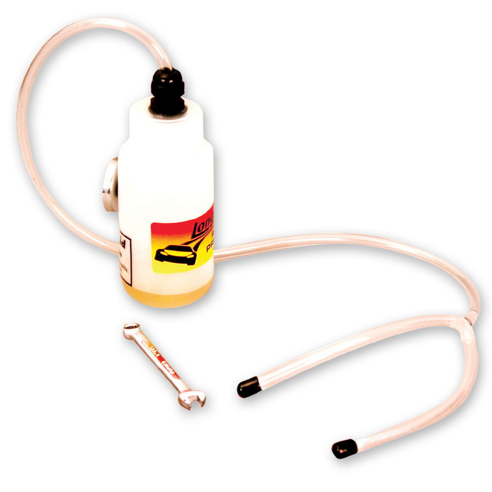 Single Brake Fluid Bleed Bottle