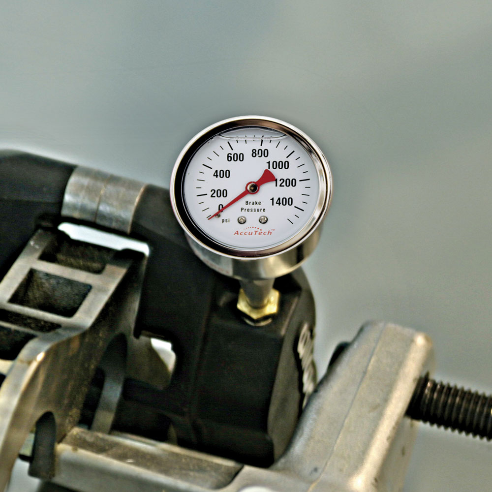 Quick Check Brake Pressure Gauge Set