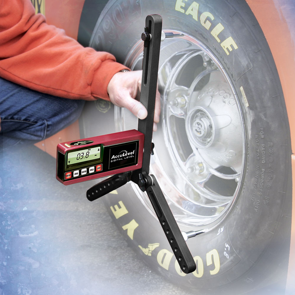 Digital C/C Gauge w AccuLevel™ and Quick Set™ Adapter