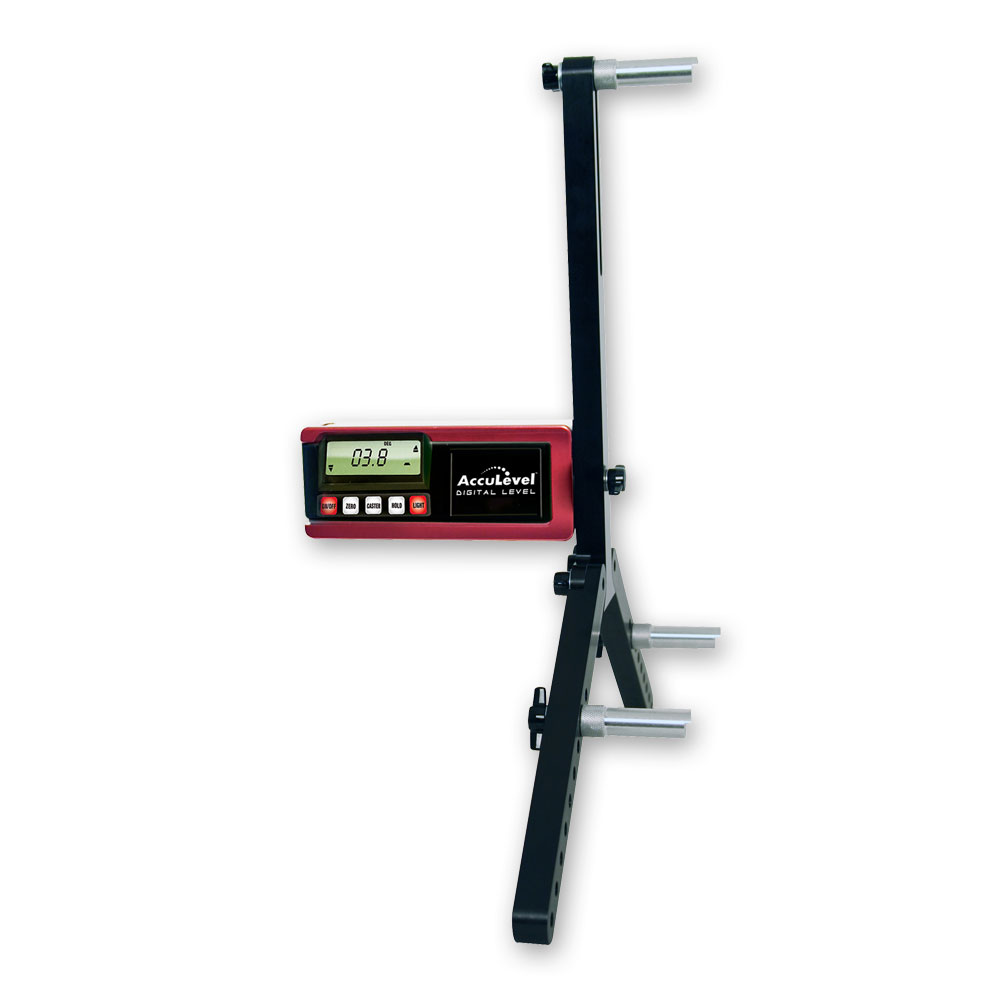 Digital C/C Gauge w AccuLevel™ and Quick Set™ LW Adapter