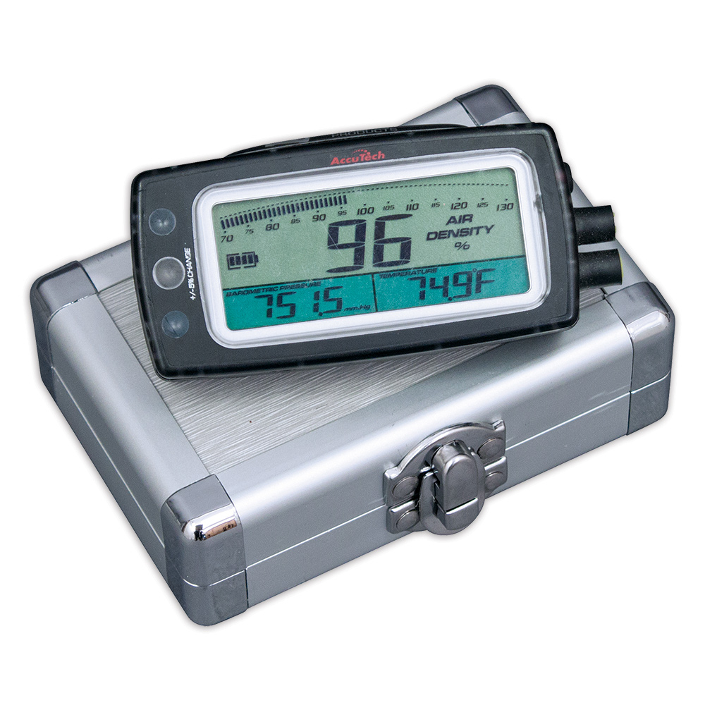 Digital Air Density Gauge 70%-130%