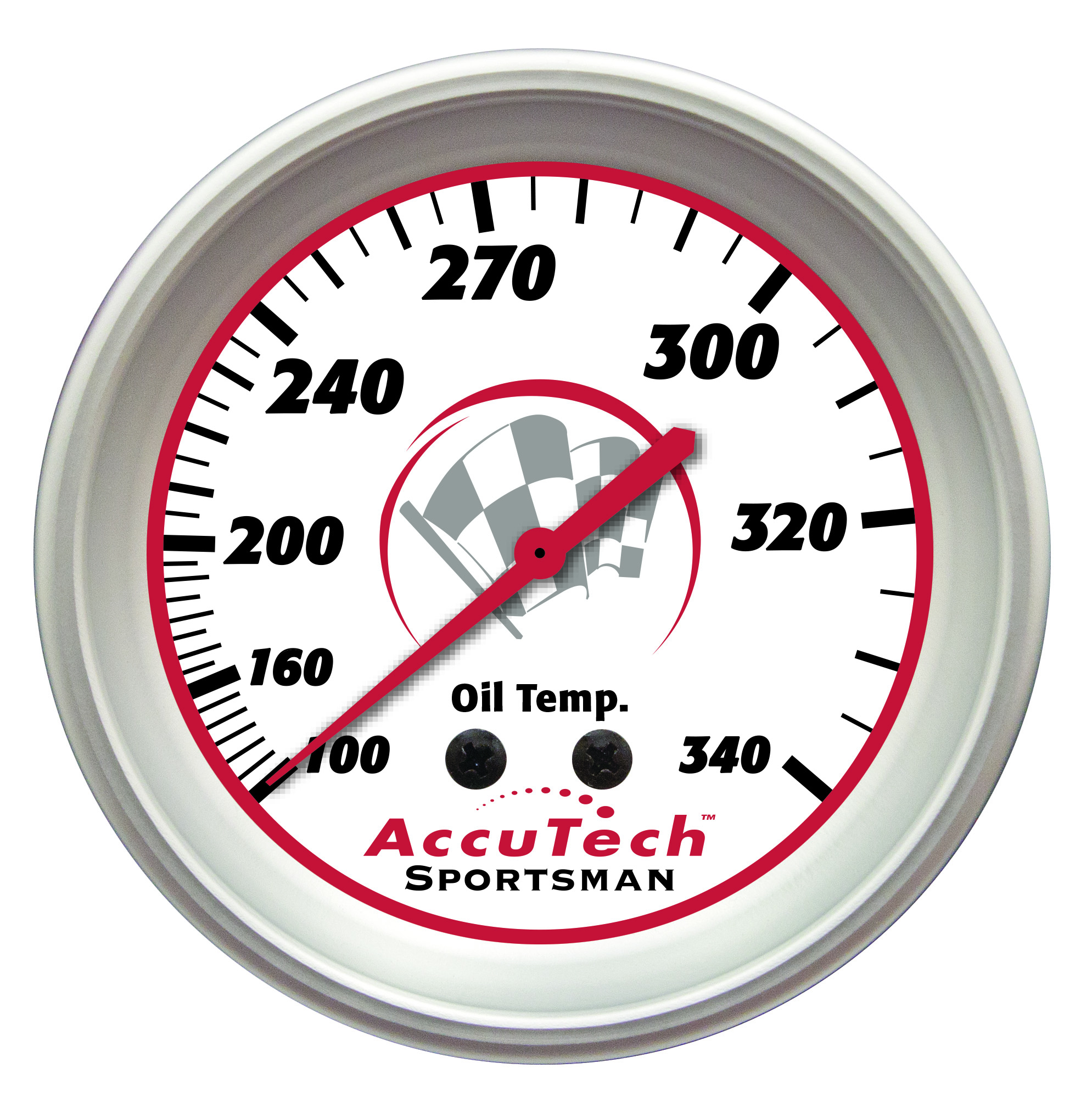 Sportsman™ Gauge Oil Temp. 100-340