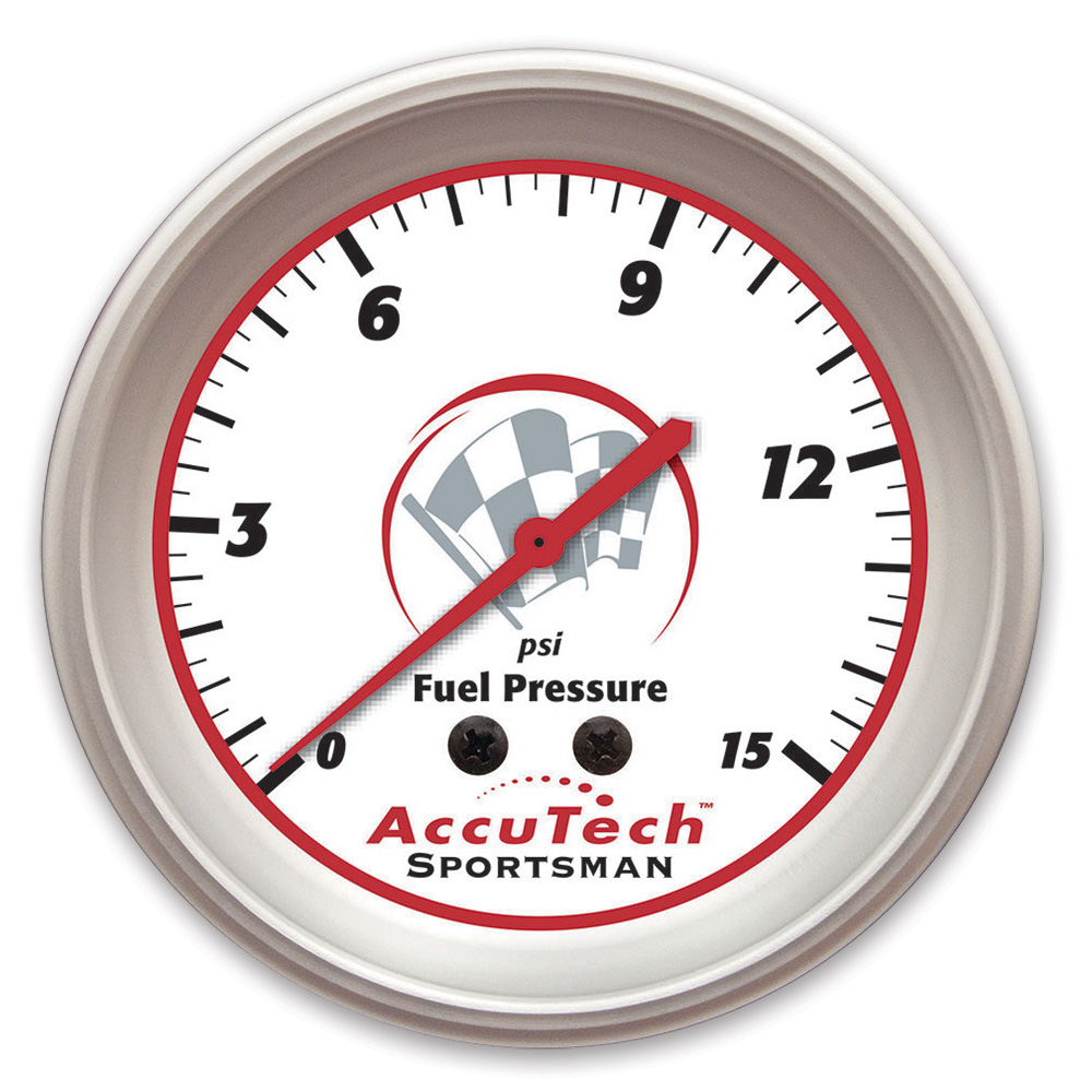 AccuTech™ Sportsman™ Fuel Pressure Gauge