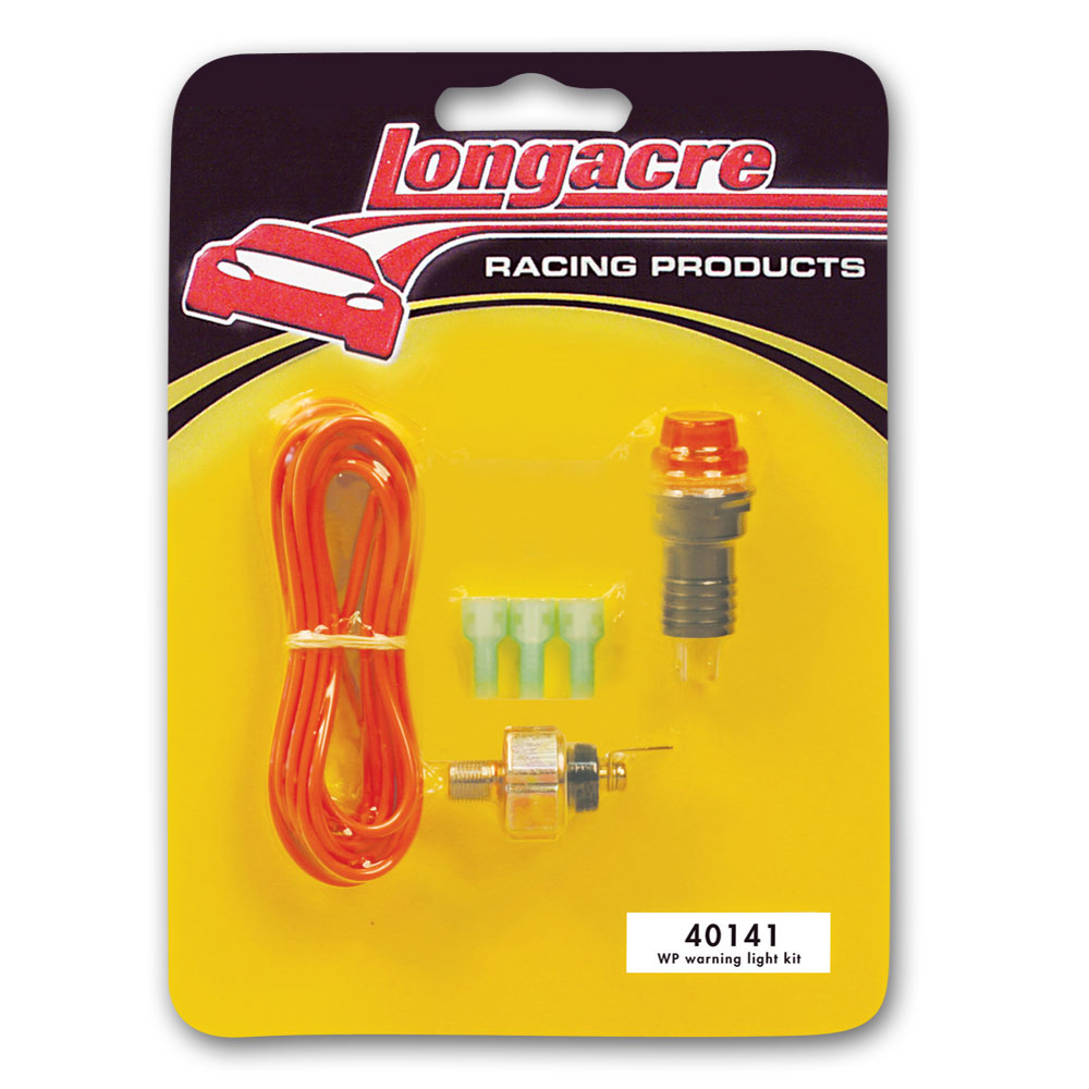 Gagelites Water Pressure Warning Light Kit