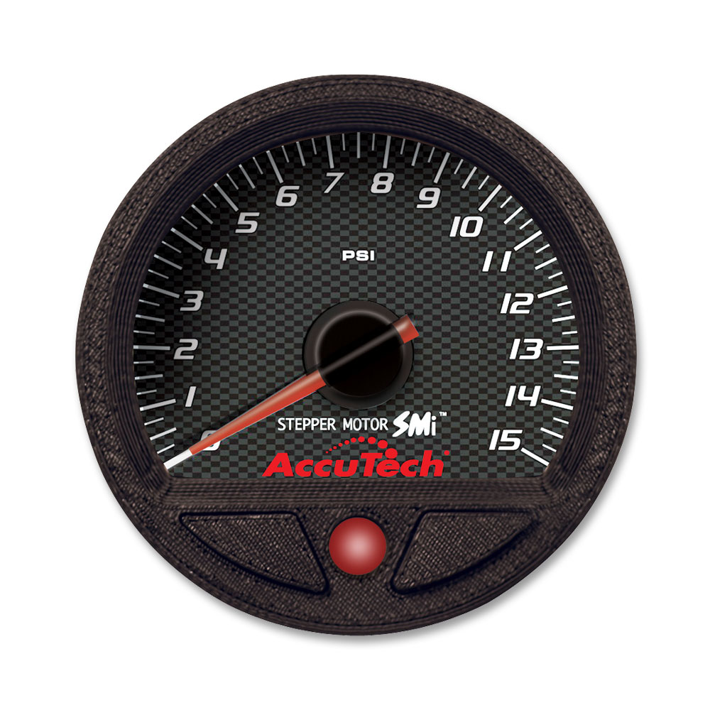 AccuTech™ SMi™ Fuel Pressure Gauge