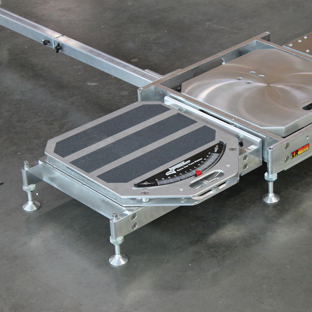Modular Roll-off Platforms for Turnplates - Set of 2