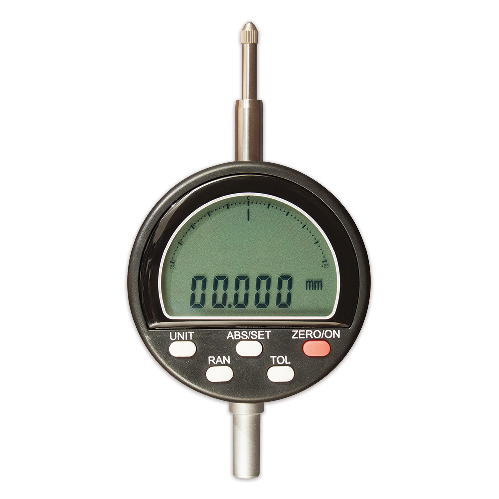 Precision Digital Bump Steer Gauge with Billet Plate