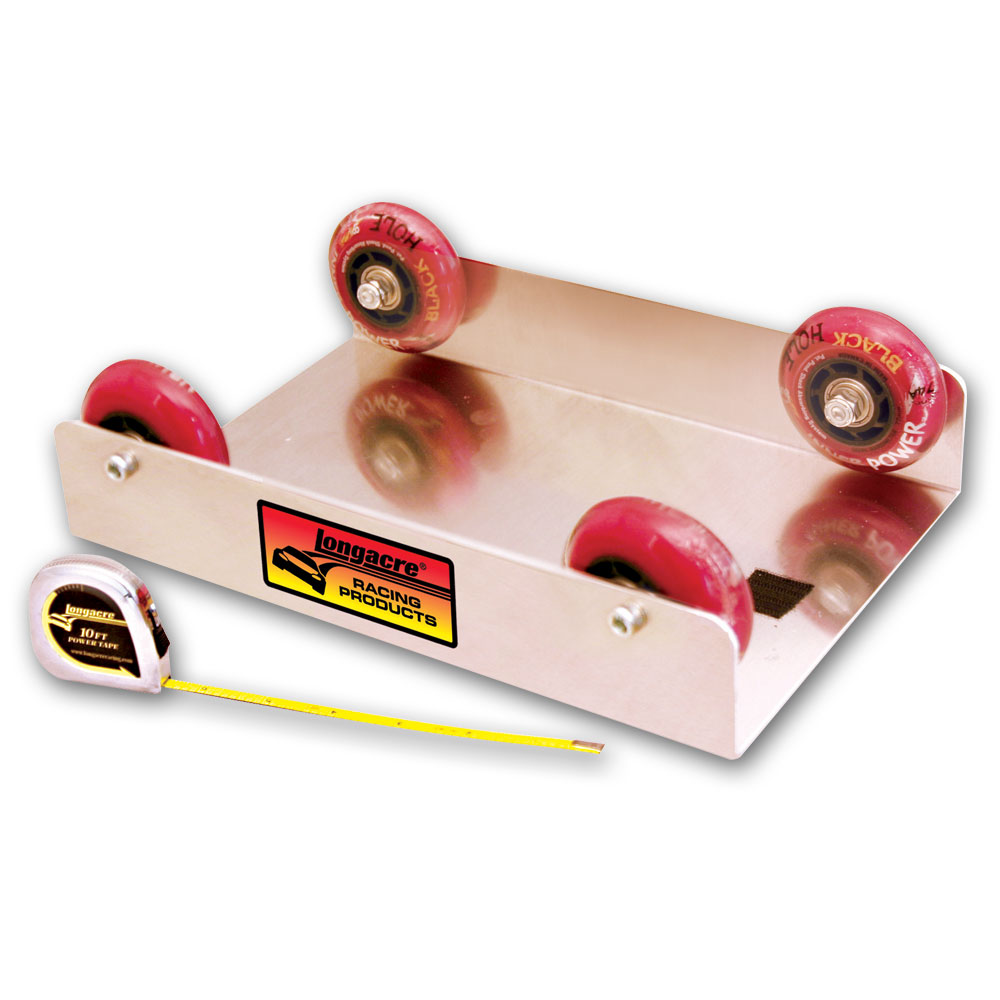 Tire Roller with Tape