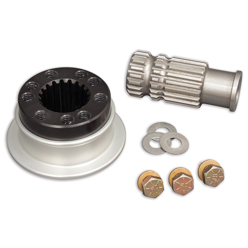 SFI™ Approved Precision Fit Splined Hub Quick Disconnect - 5/16""
