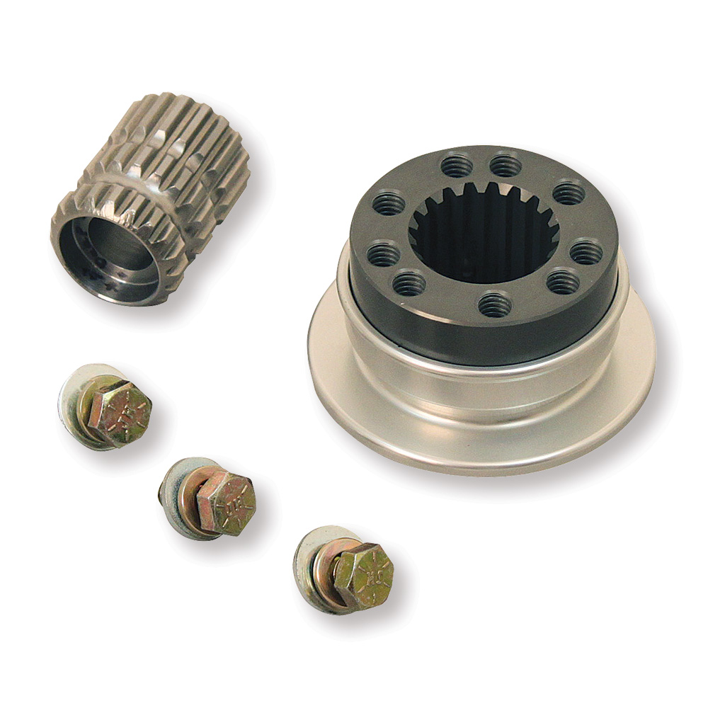 Sprint Car KSE™ Precision Fit Splined Hub Quick Disconnect