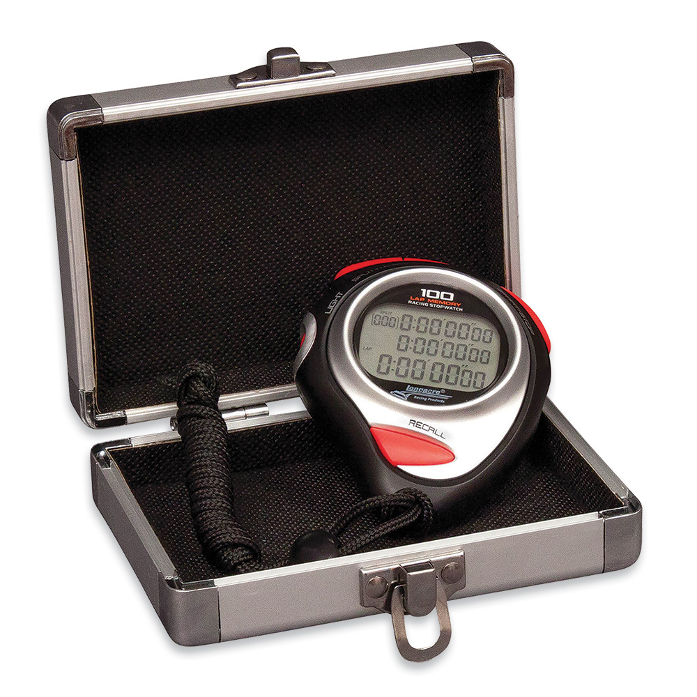 Longacre Memory Stopwatch with Case