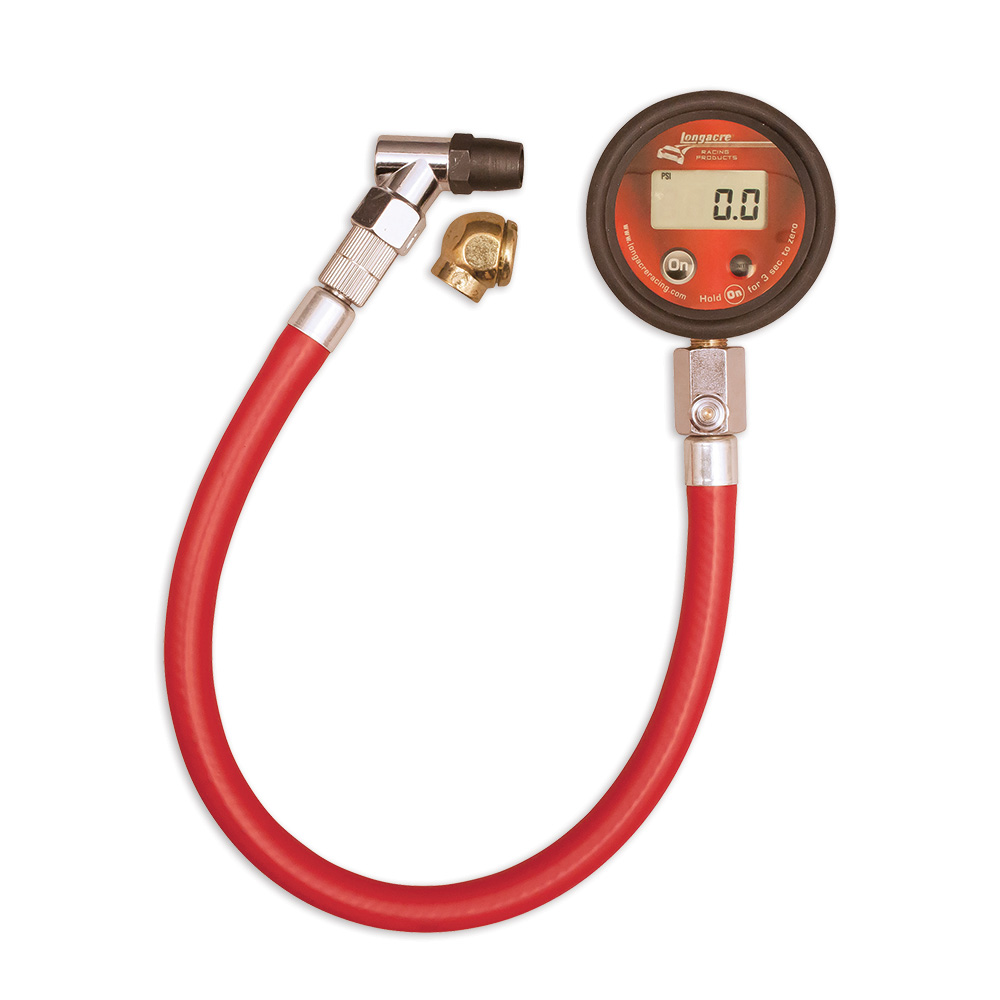 Basic Digital Tire Pressure Gauge