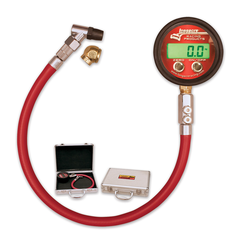 Pro Digital Tire Pressure Gauge 0-25 psi