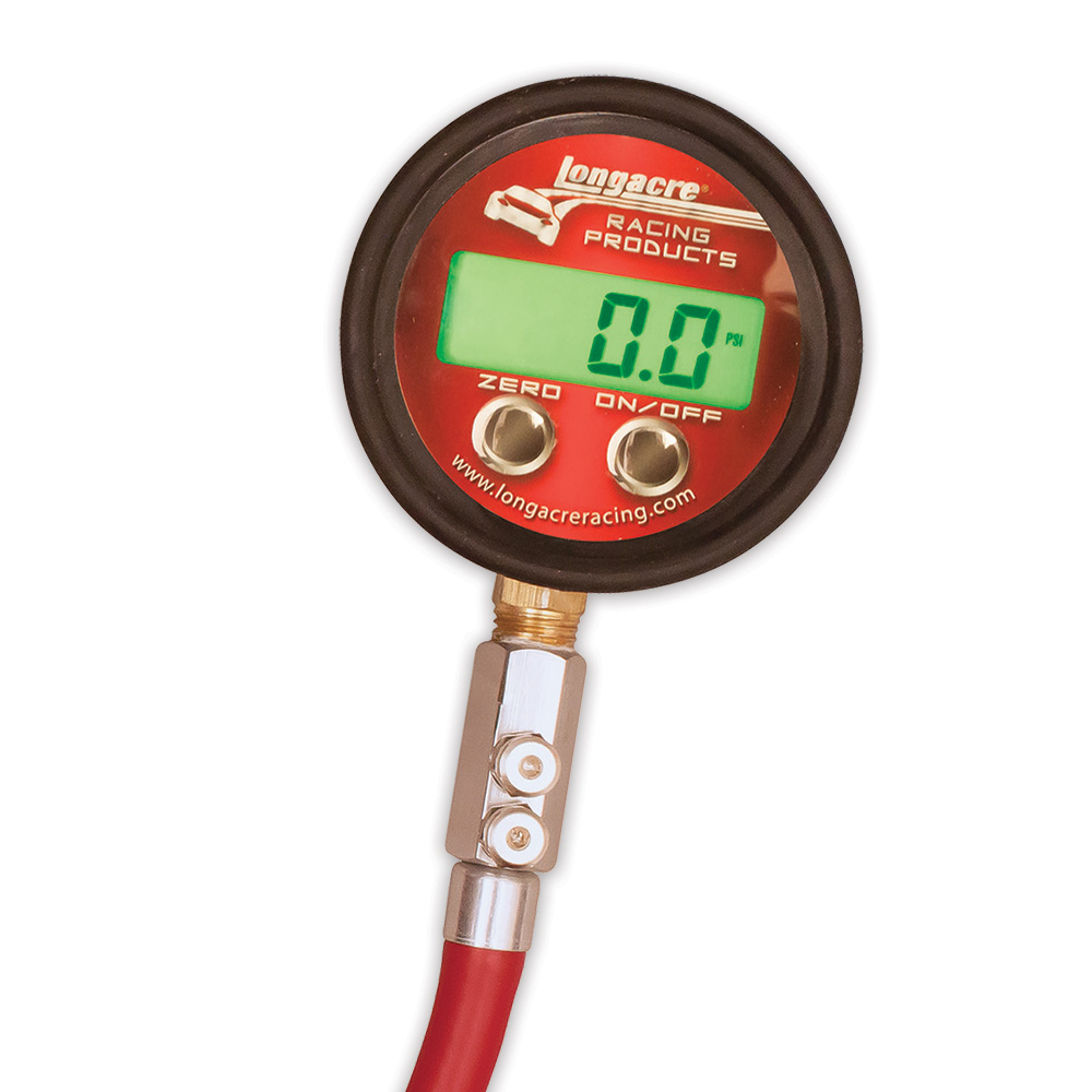 Pro Digital Tire Pressure Gauge