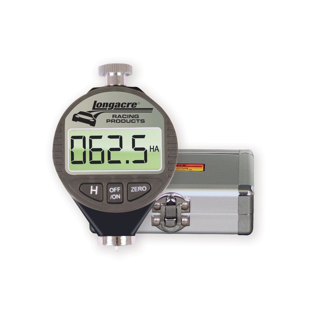 Digital Tire Durometer with Storage Case