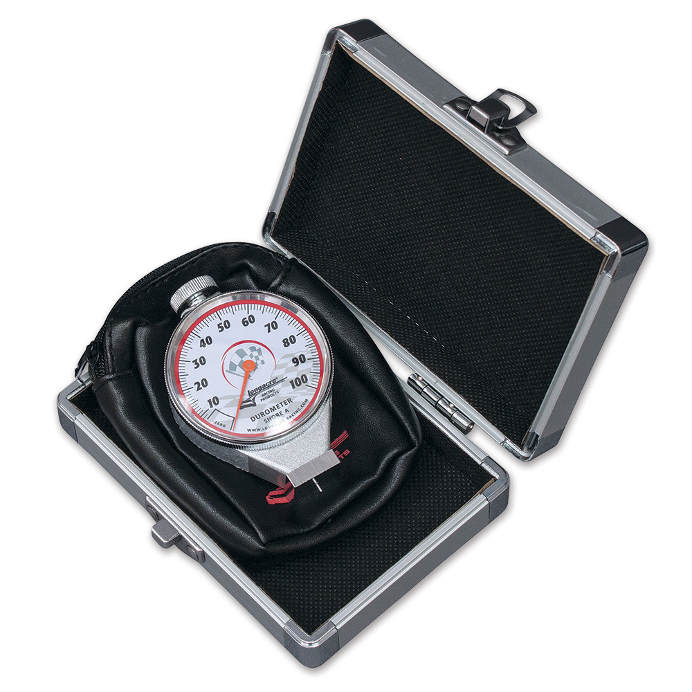 Deluxe Tire Durometer with Storage Case