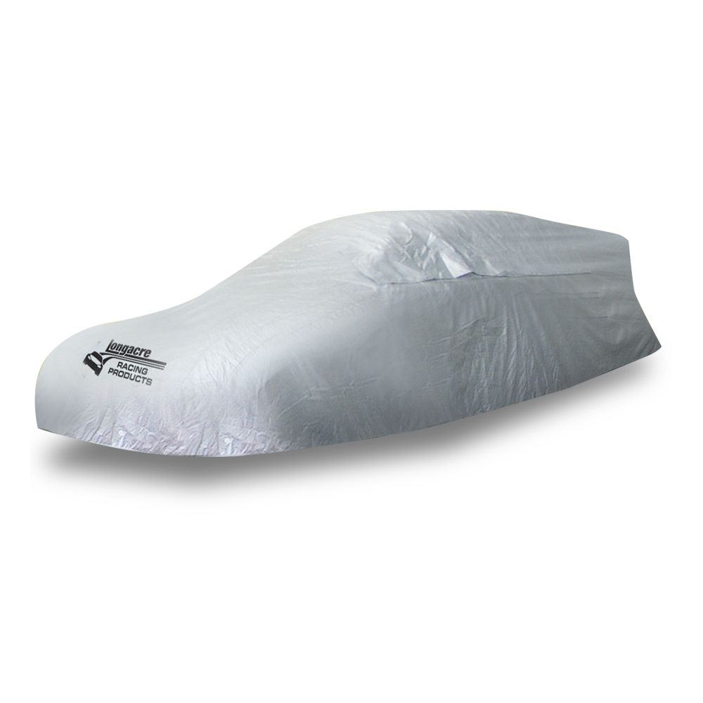 Open Wheel Modified Car Cover