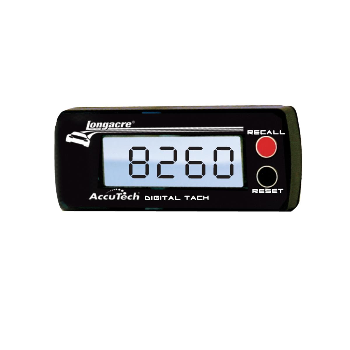 AccuTech™ Digital Tachometer - 19K