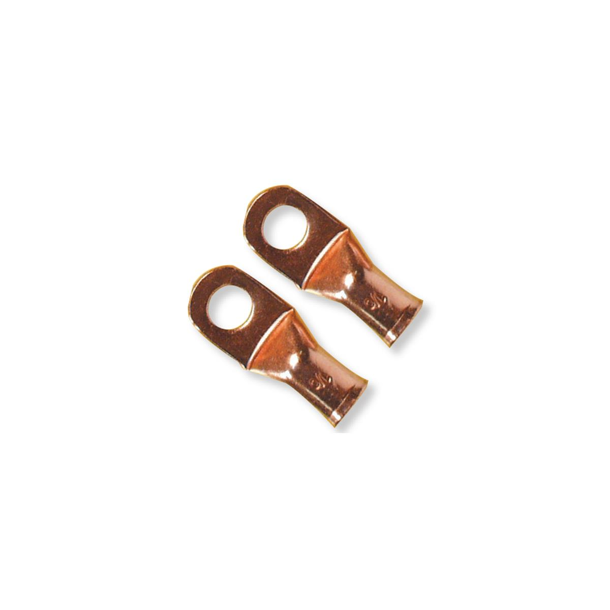 Battery cable ends (pair)