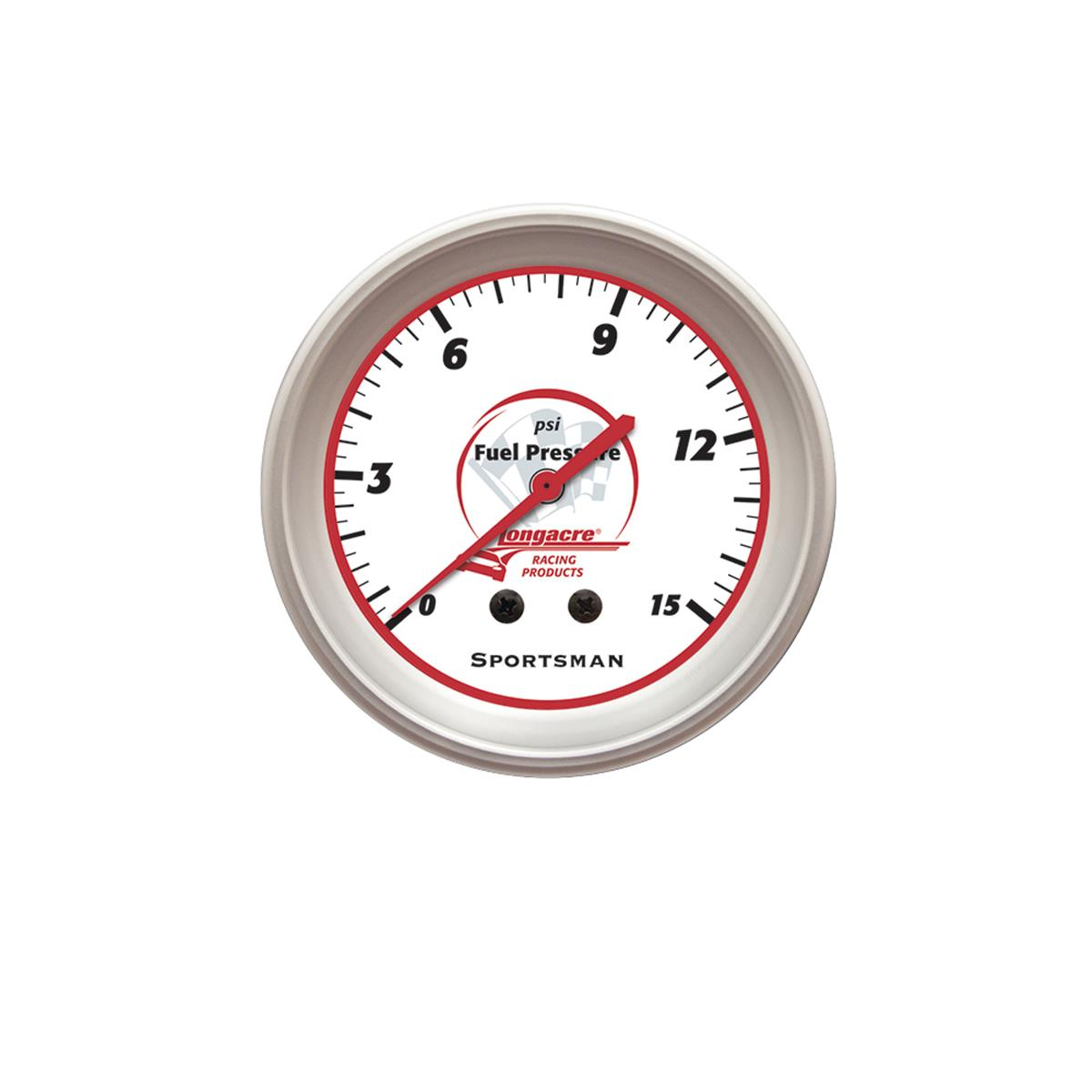 Sportsman™ Fuel Pressure Gauge 0-15 psi