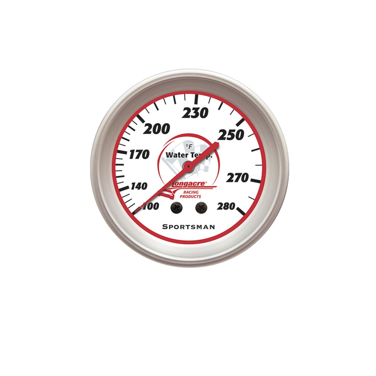 Sportsman™ Gauge Water Temp. 100-280