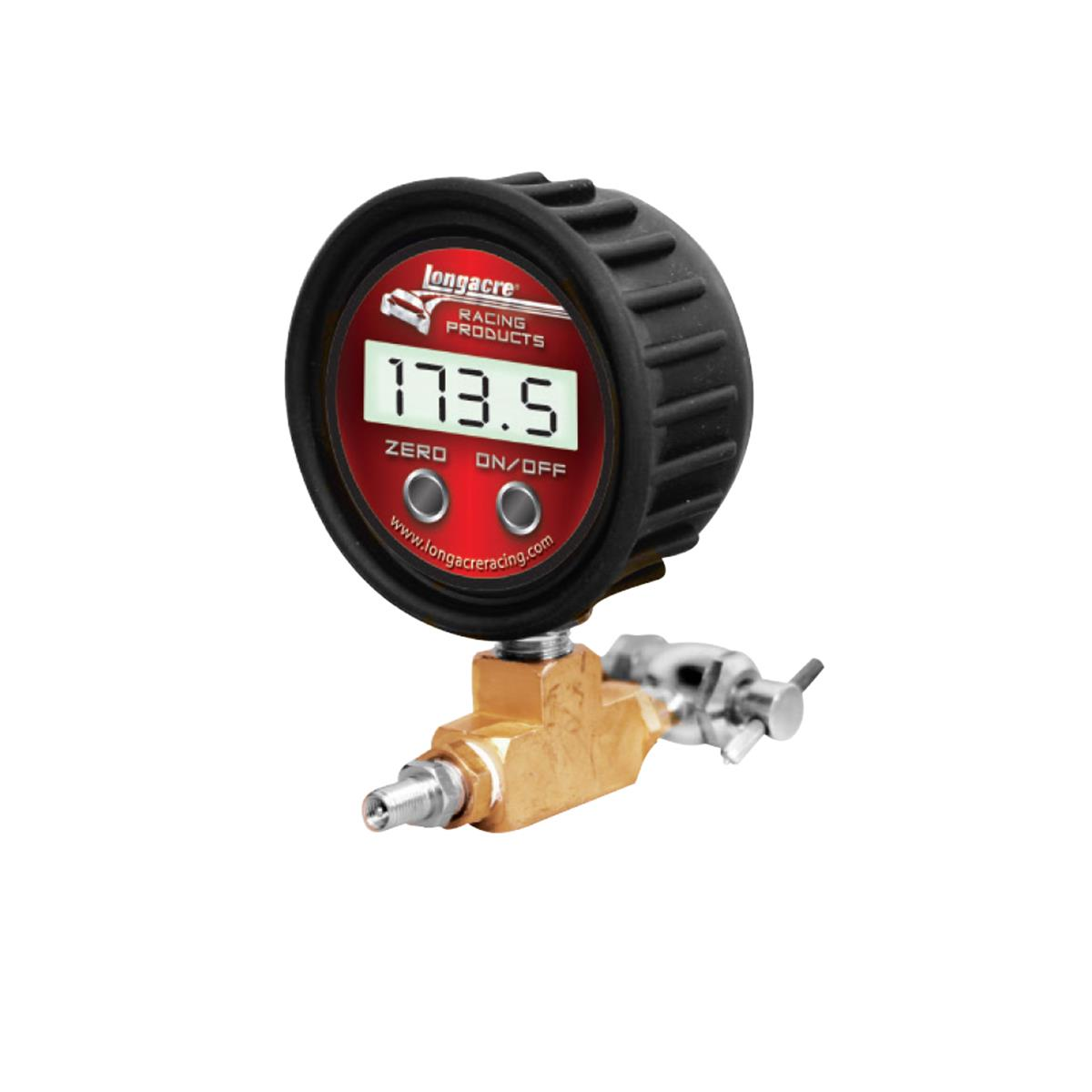 Digital Shock Inflation Pressure Gauge