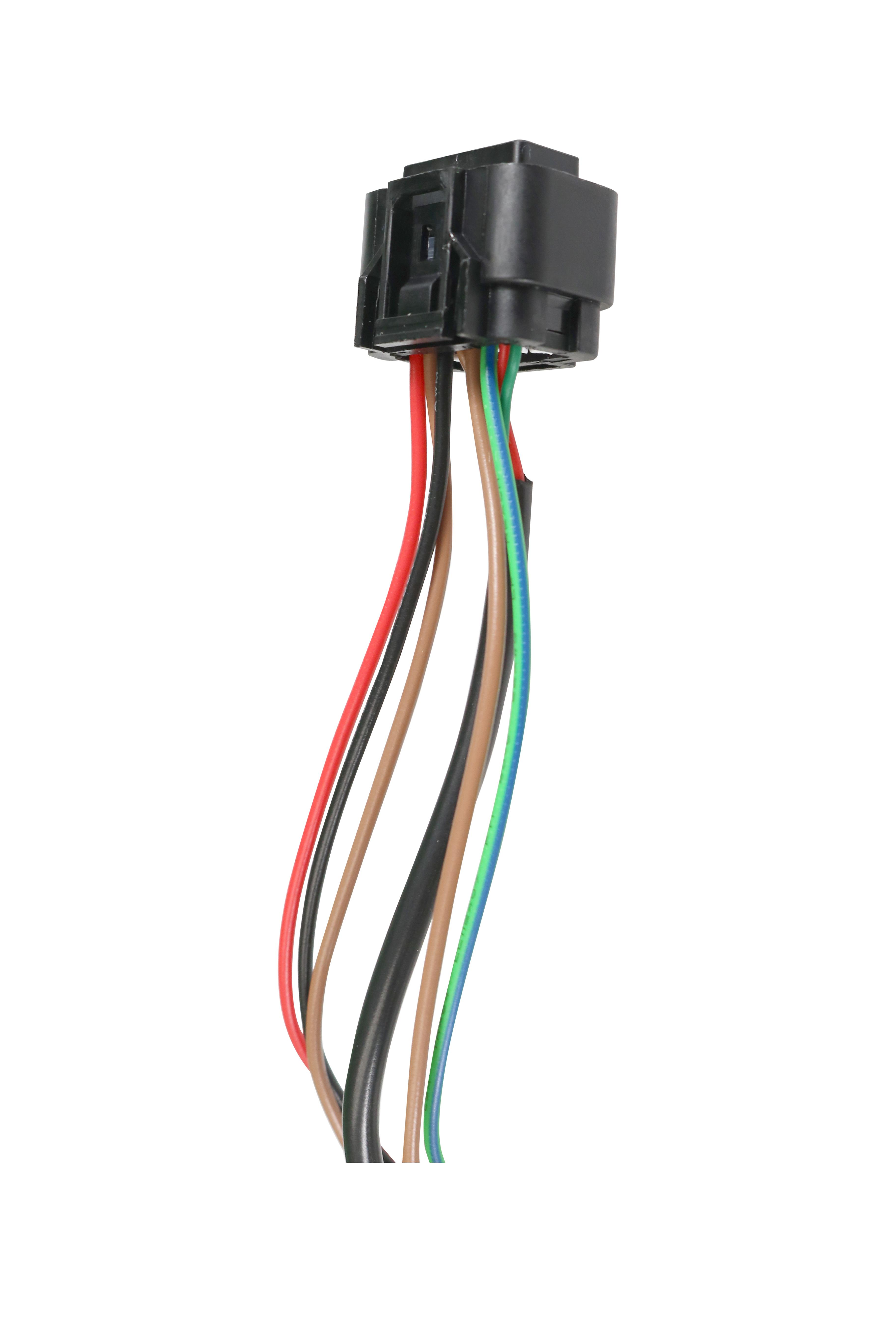 Digital Elite LED Water Proof Volt Meter Wire Harness