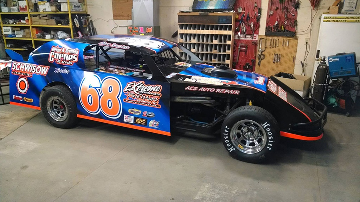 Longacre Modified Car Racing Products