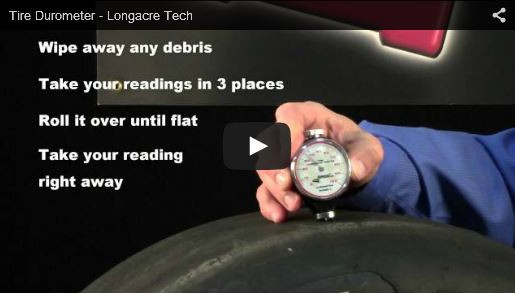 How to use a tire dirometer