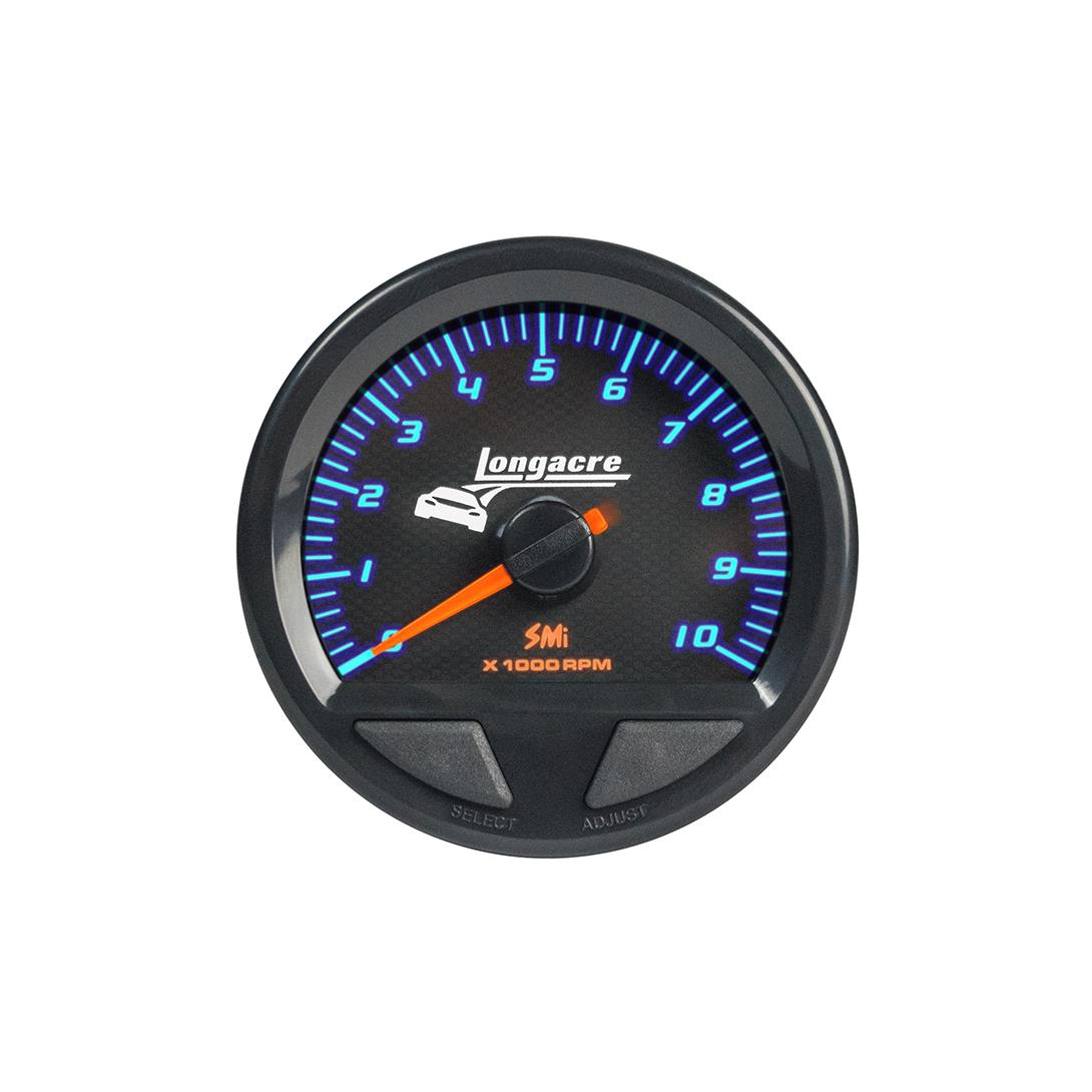 "SMi™ Elite Waterproof Tachometer 2-5/8"" Face"