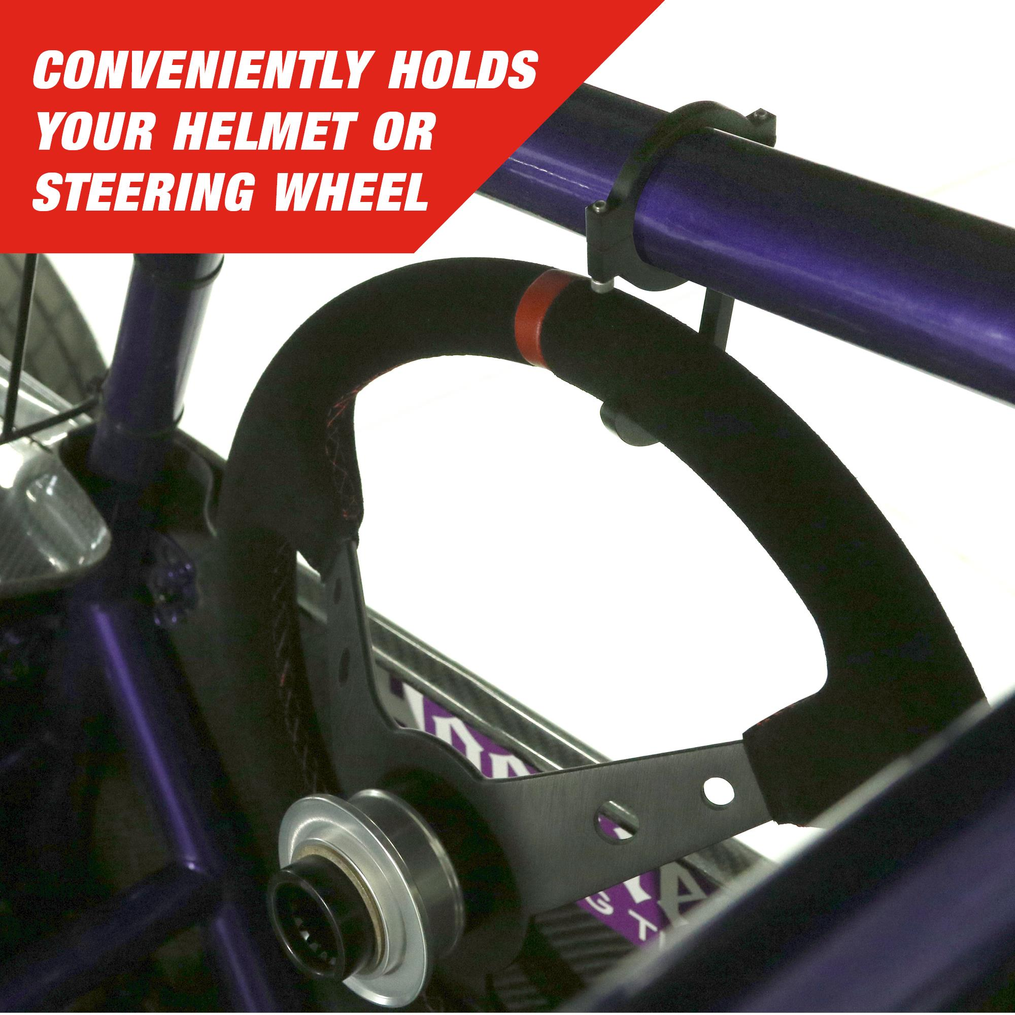 Steering Wheel Hook