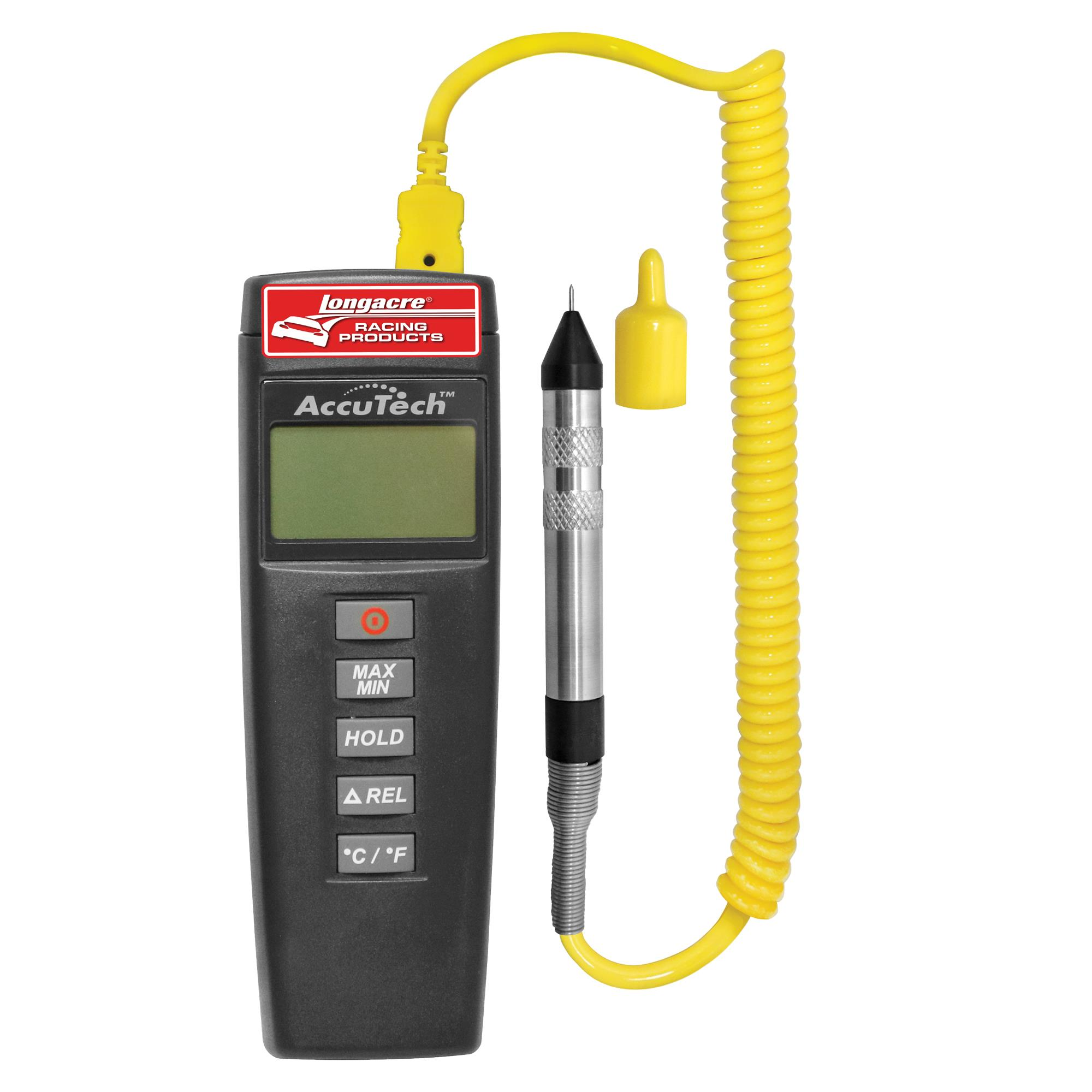 AccuTech™ Deluxe Digital Pyrometer