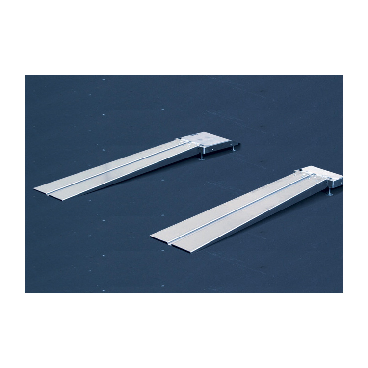 Modular Ramps Only for Adjustable Platen