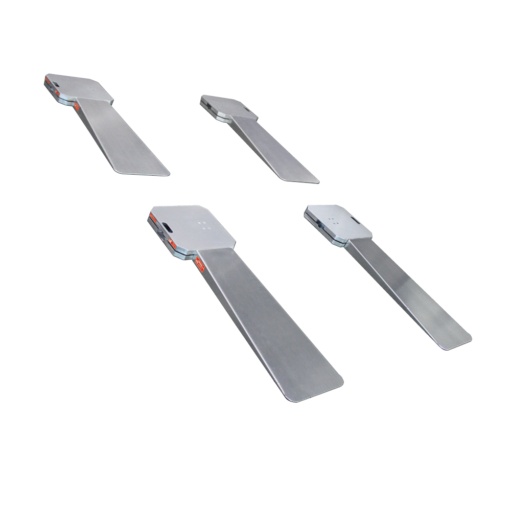 "Aluminum Ramps - 36"" Long (Set of 4)"